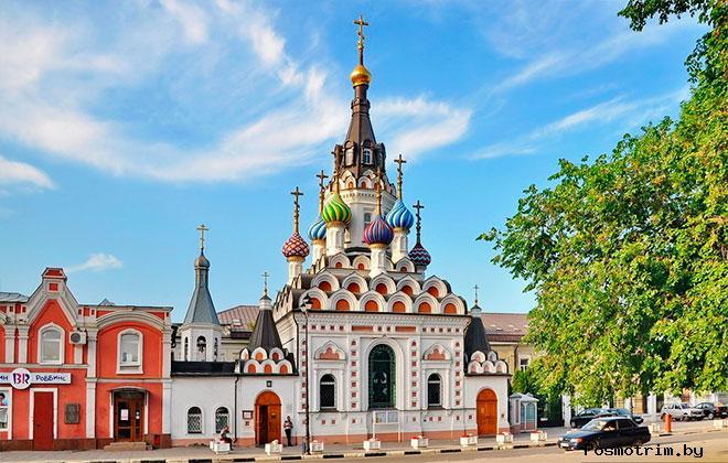 Церковь «Утоли моя печали» Саратов