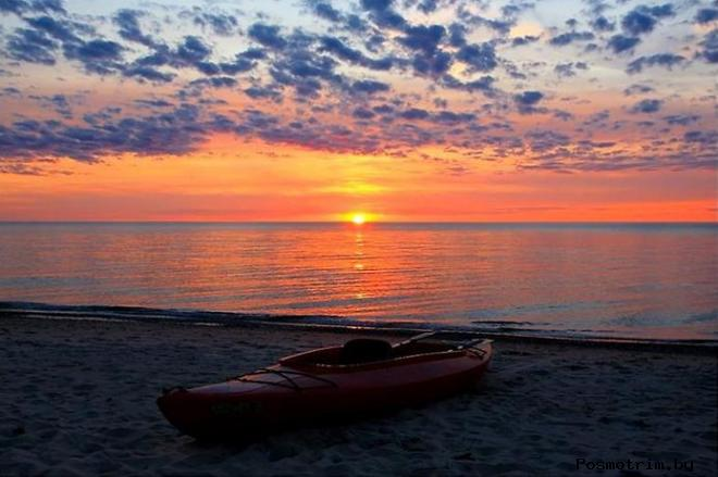 10 самых больших озёр Мира