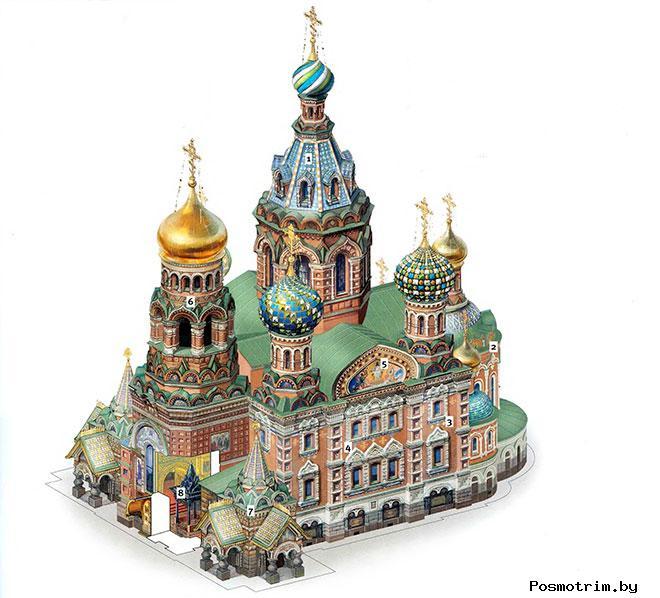 Конкурс на проект возведения Воскресенского собора