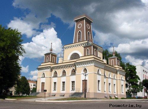 Чечерская ратуша