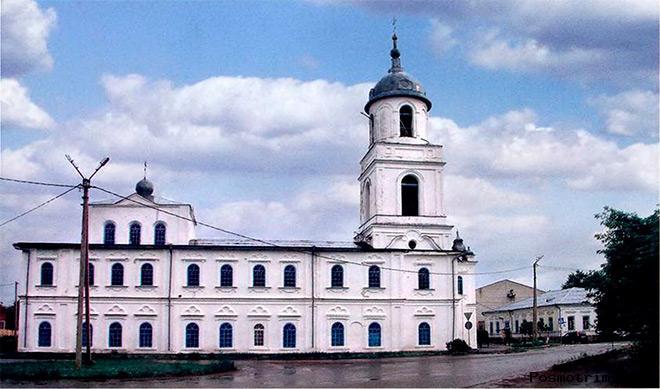 Никольский собор Шадринск