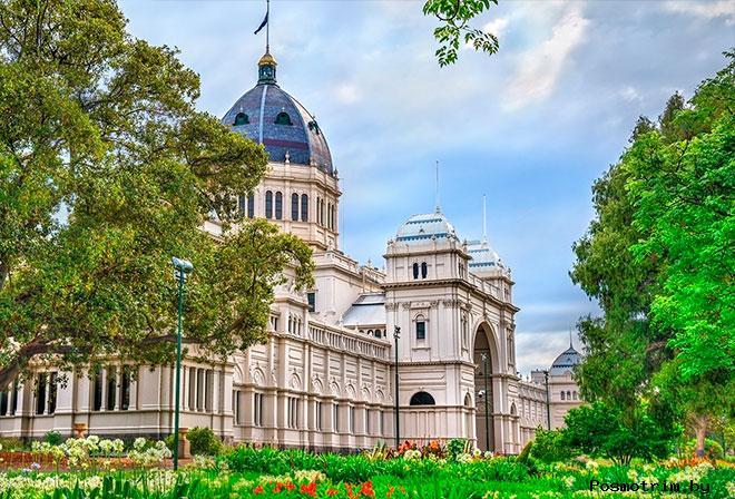 Королевский выставочный центр Мельбурн