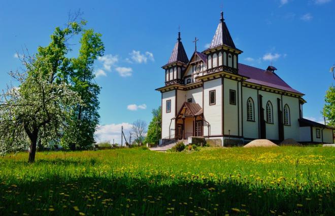 Костел св. Юрия –  Полонечка