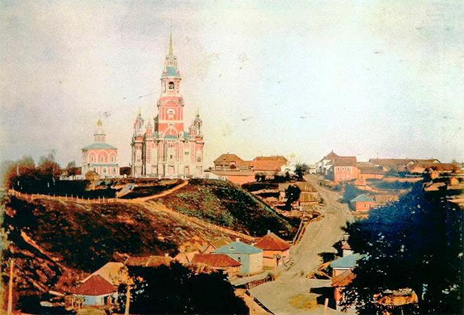 История Никольского собора Можайска