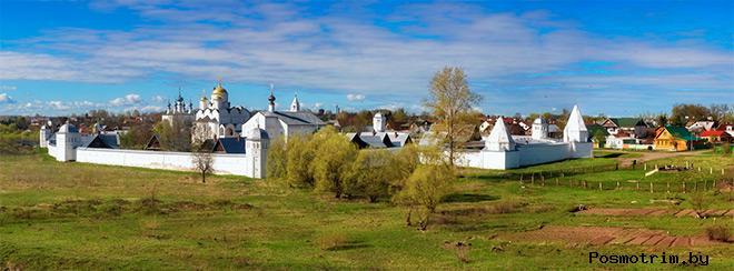 История суздальского Покровского монастыря