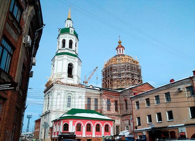 Спасский собор Кирова