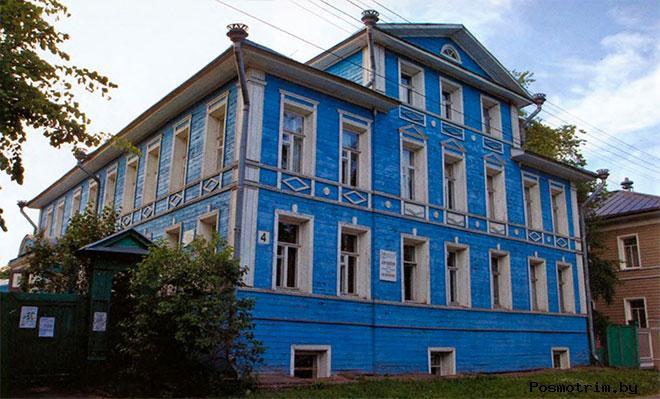 Дом актера Вологда