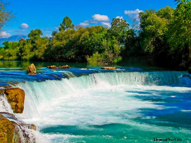 Водопад Манавгат: фото, описание  (Manavgat waterfall)