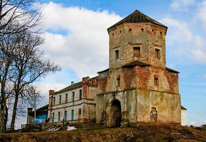 Любчанский замок, расположение на карте Беларуси, как добраться самостоятельно