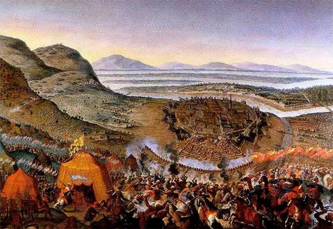 Великая Турецкая война 1683-1699