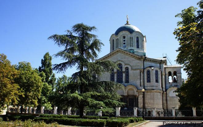 Владимирский Адмиралтейский собор Севастополь Возрождение