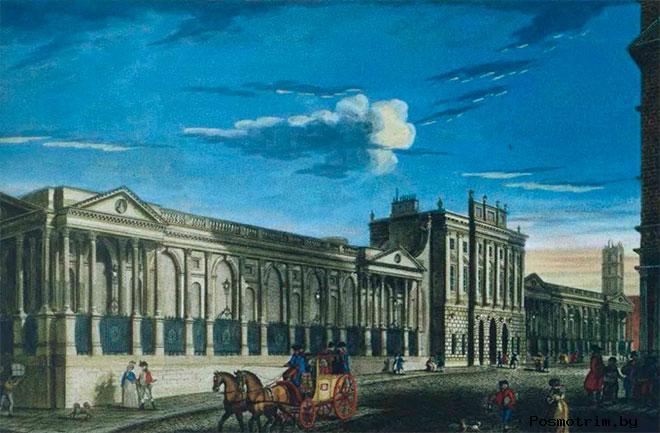 Банк Англии история создания
