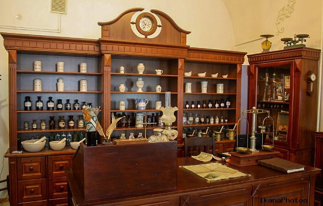 Аптека-музей в Гродно история уникального музея