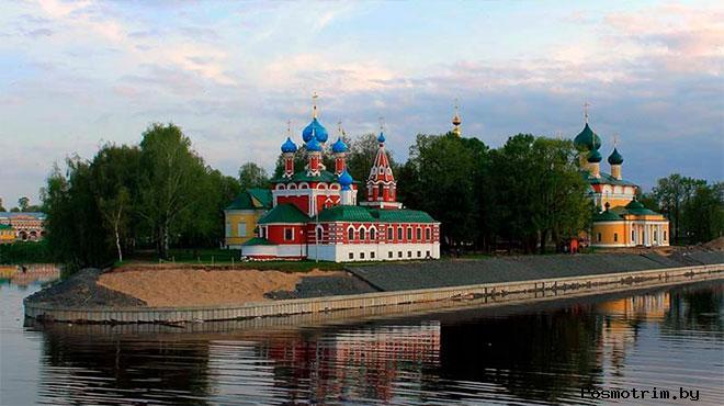 Угличский кремль фото история
