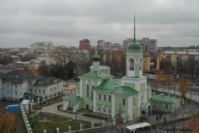 Храм Николая Чудотворца Вологда