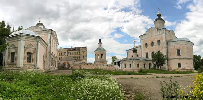 Троицкий монастырь в Смоленске
