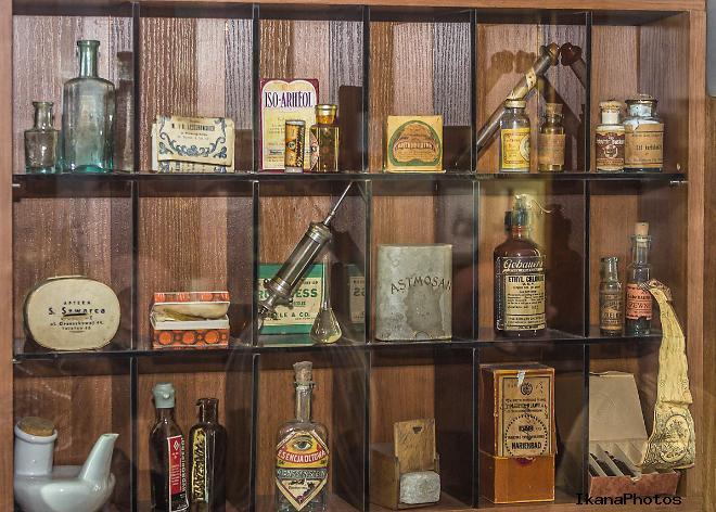 Аптека - музей в Гродно возрождение