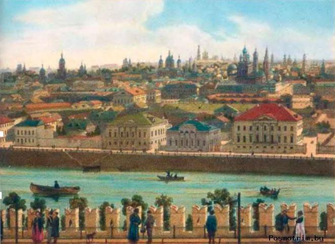 Замоскворечье район Москвы