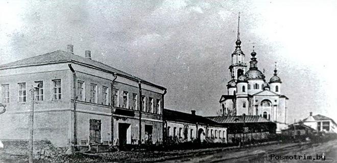 Троицкий собор Чаплыгина история