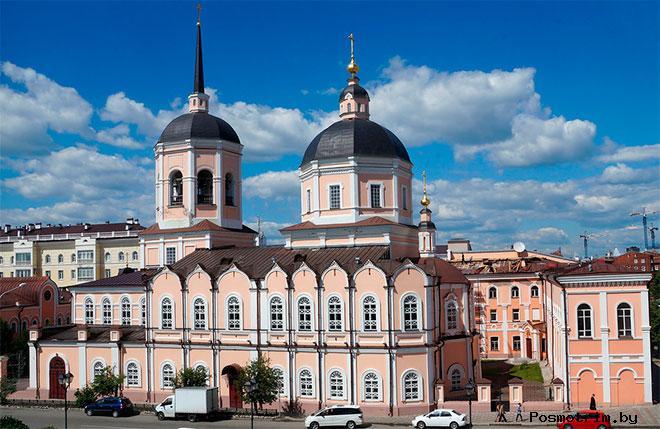 Богоявленский собор Томск