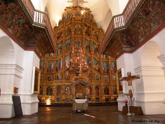 Старочеркасский Войсковой собор внутри