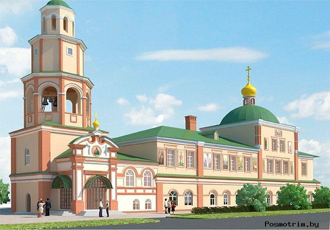 Архитектура Казанской церкви Сошествия Святою Духа