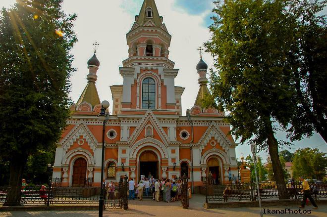 Гродненский Свято-Покровский кафедральный собор Расписание богослужений