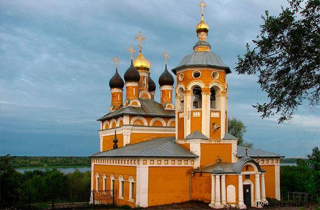 Николо-Набережная церковь Муром (Николы Мокрого)