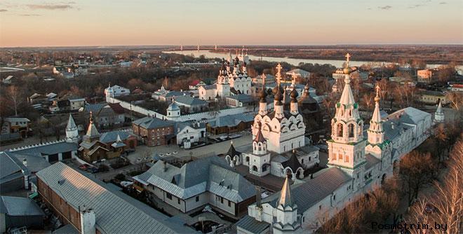 Троицкий монастырь Муром