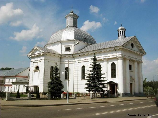 Костел святой Терезы Авильской в Щучине