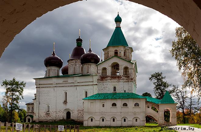 Троицкий собор Антониево-Сийского монастыря