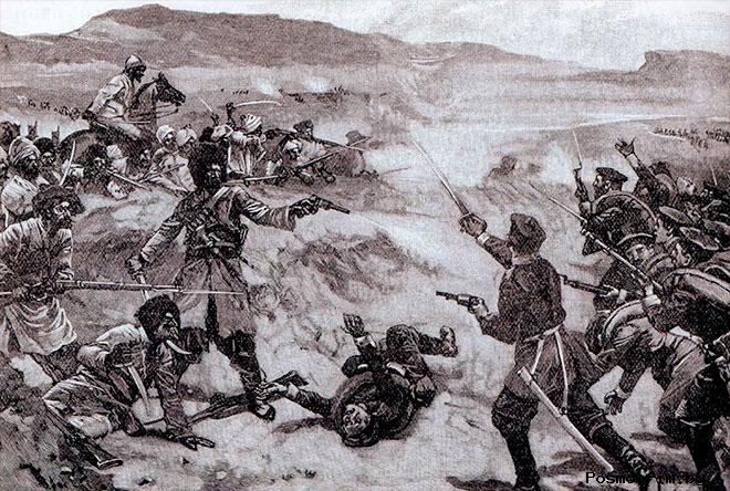 Сражение при Кушке