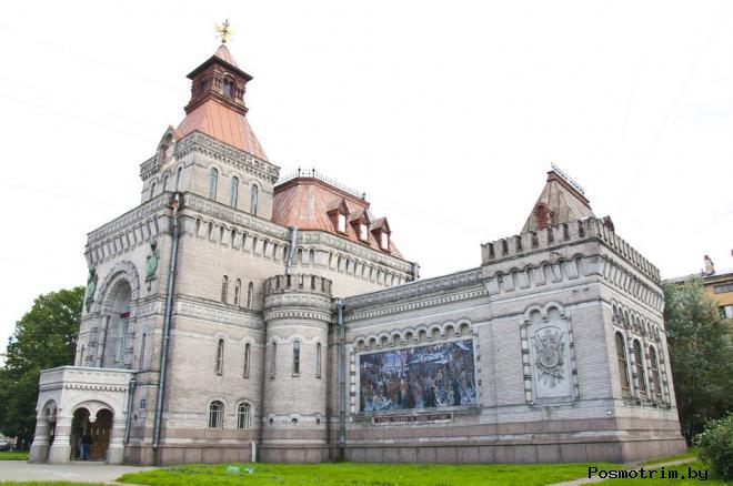 Музей Суворова Петербург