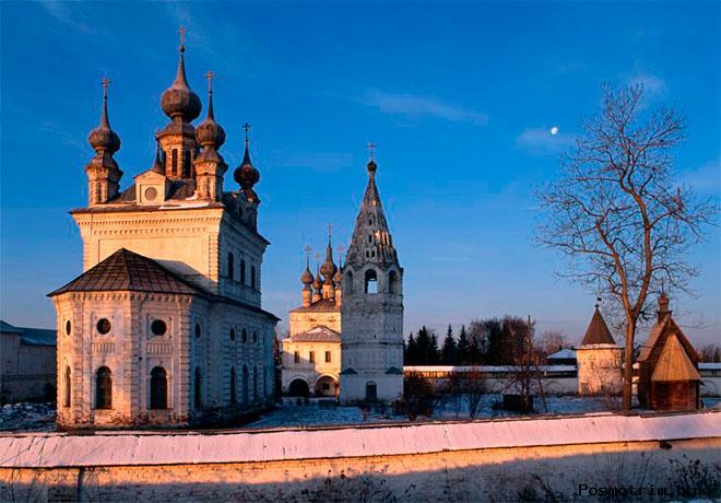 Михайло-Архангельский монастырь Юрьев-Польский