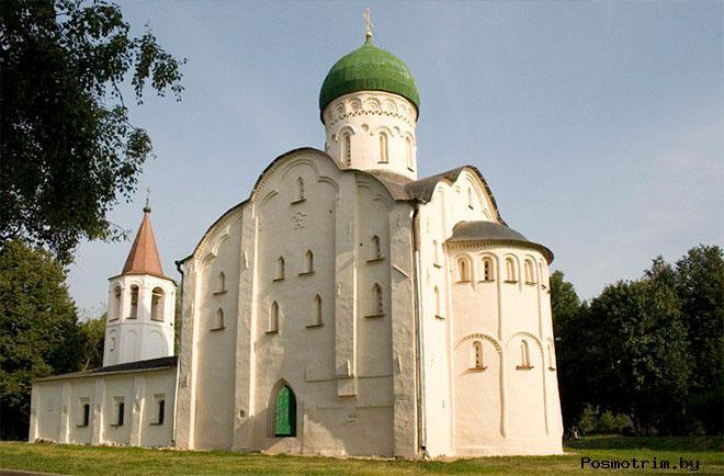 Церковь Феодора Стратилата на Ручью в Новгороде