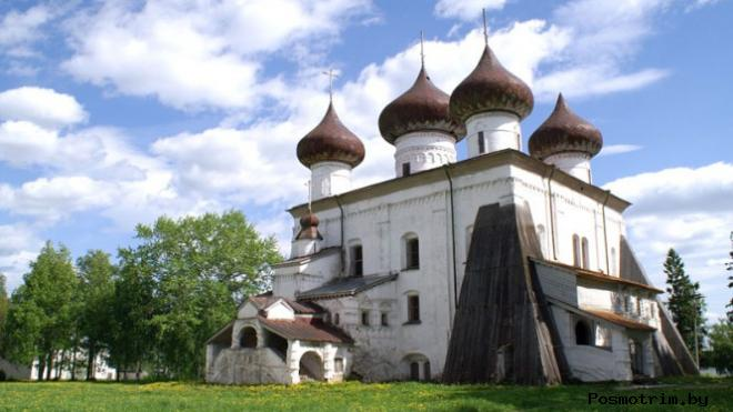 Христорождественский собор Каргополь