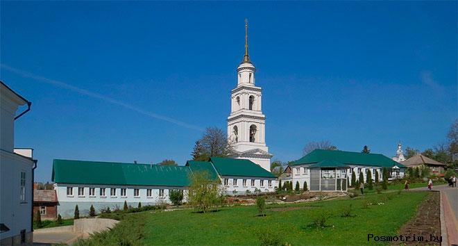 Знаменский монастырь Елец