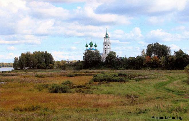 Из истории села Диево-Городище (Ярославская обл.)