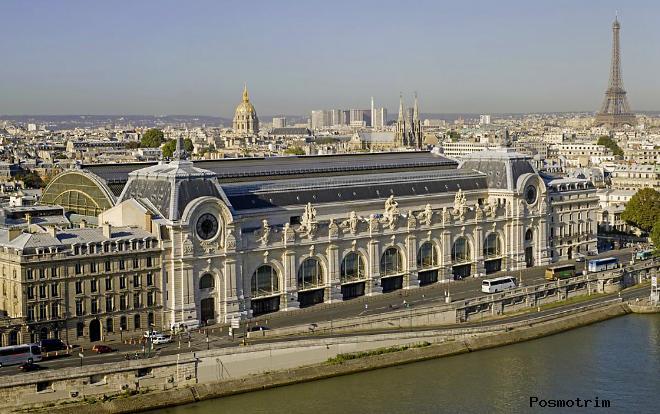 Расположение музея Орсе на карте Парижа, как добраться самостоятельно, адрес, время работы, стоимость посещения музея