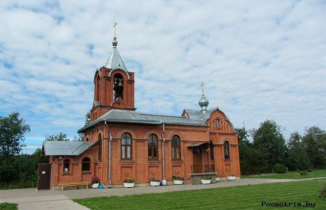 Храм Санкт-Петербургских Святых Кингисепп