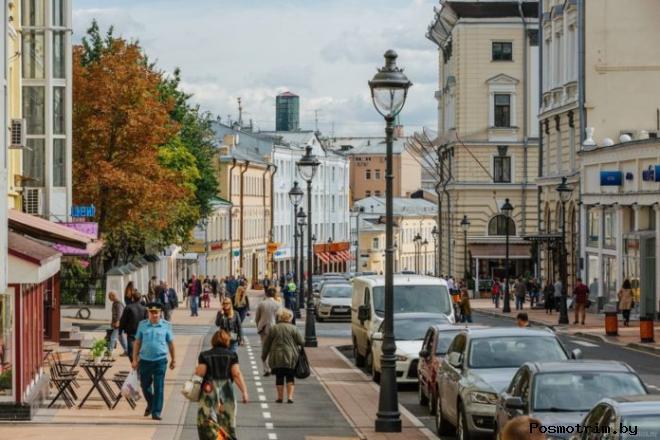 Большая Никитская улица Москва