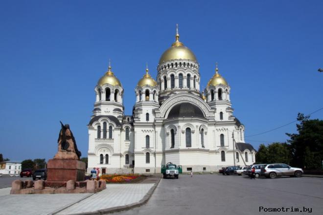 Архитектура Вознесенского собора в Новочеркасске