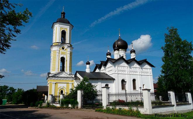 Никольская церковь Старая Русса