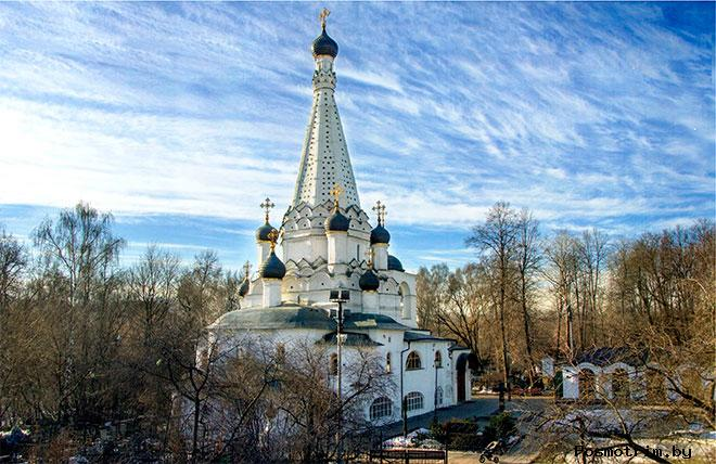 Церковь Покрова Пресвятой Богородицы Медведково Москва
