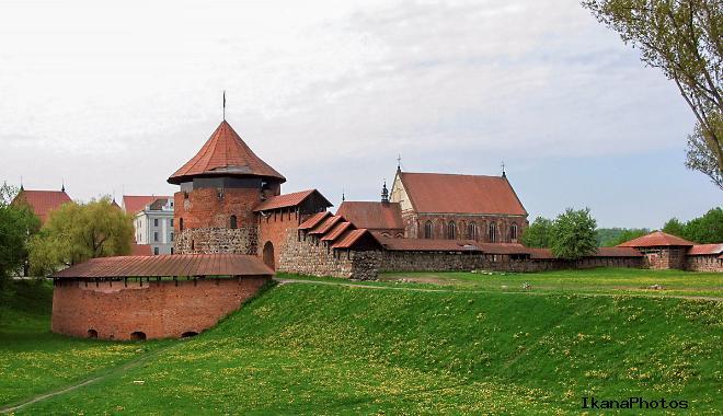 Каунасский замок сегодня