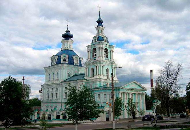 Сергиево-Казанский собор Курск