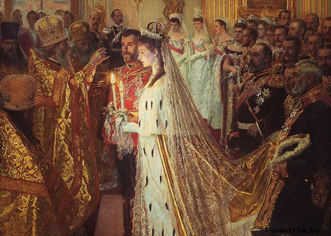 Имена для невест царей и императоров России