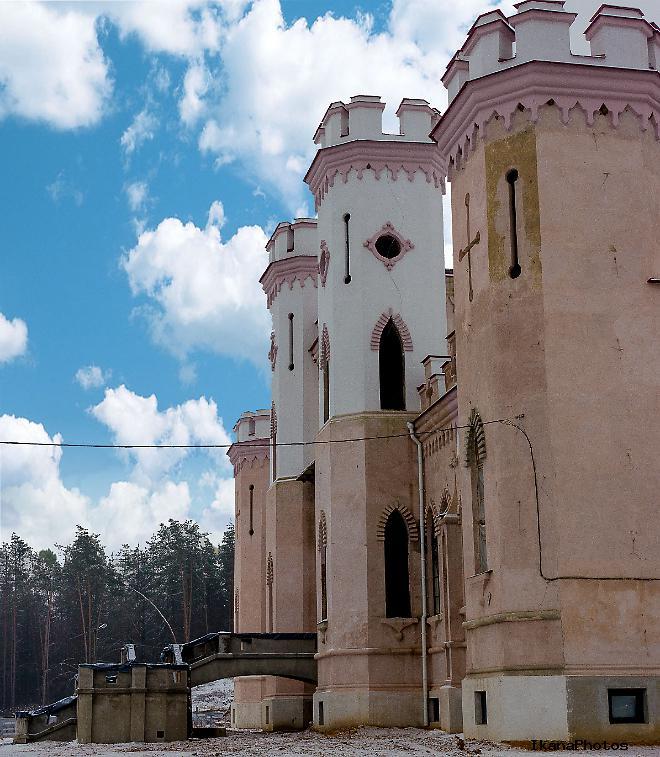Легенда Коссовского замка о подземном ходе