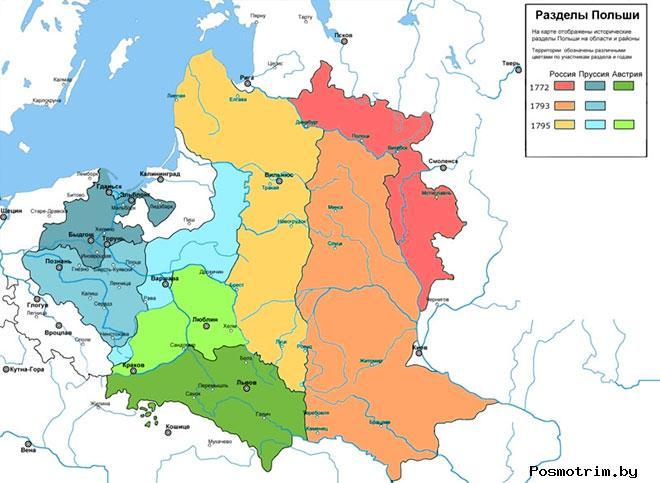 Третий раздел Польши