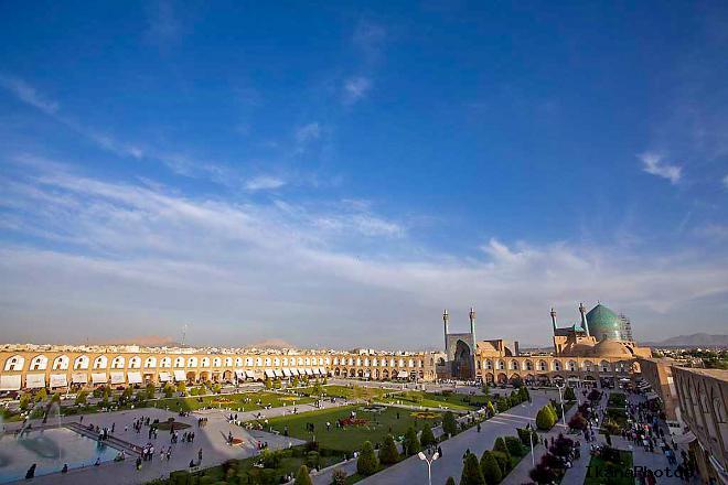 Мечеть Имама Исфахан